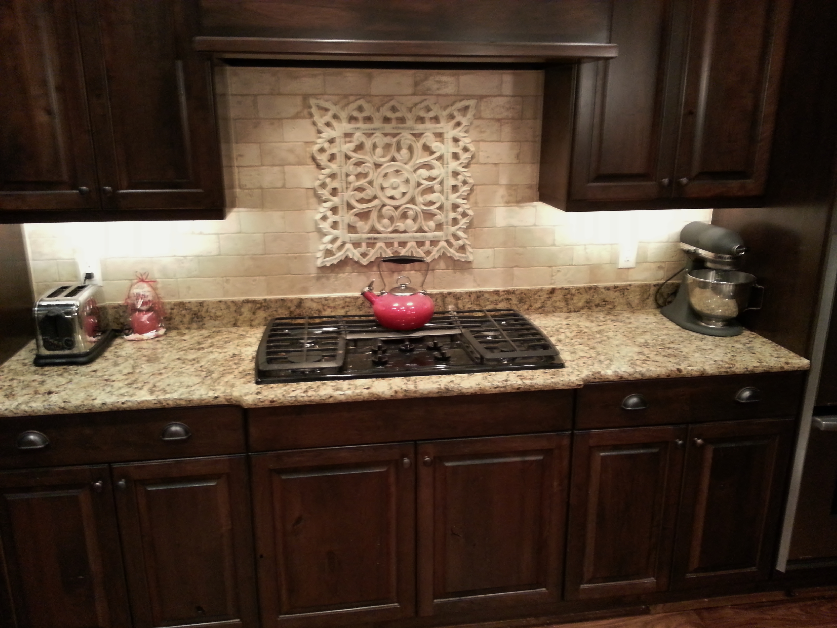 Utah handyman fix it handyman llc we provide a handyman service but what we are really selling - Delightful backsplash designs beautify kitchen ...