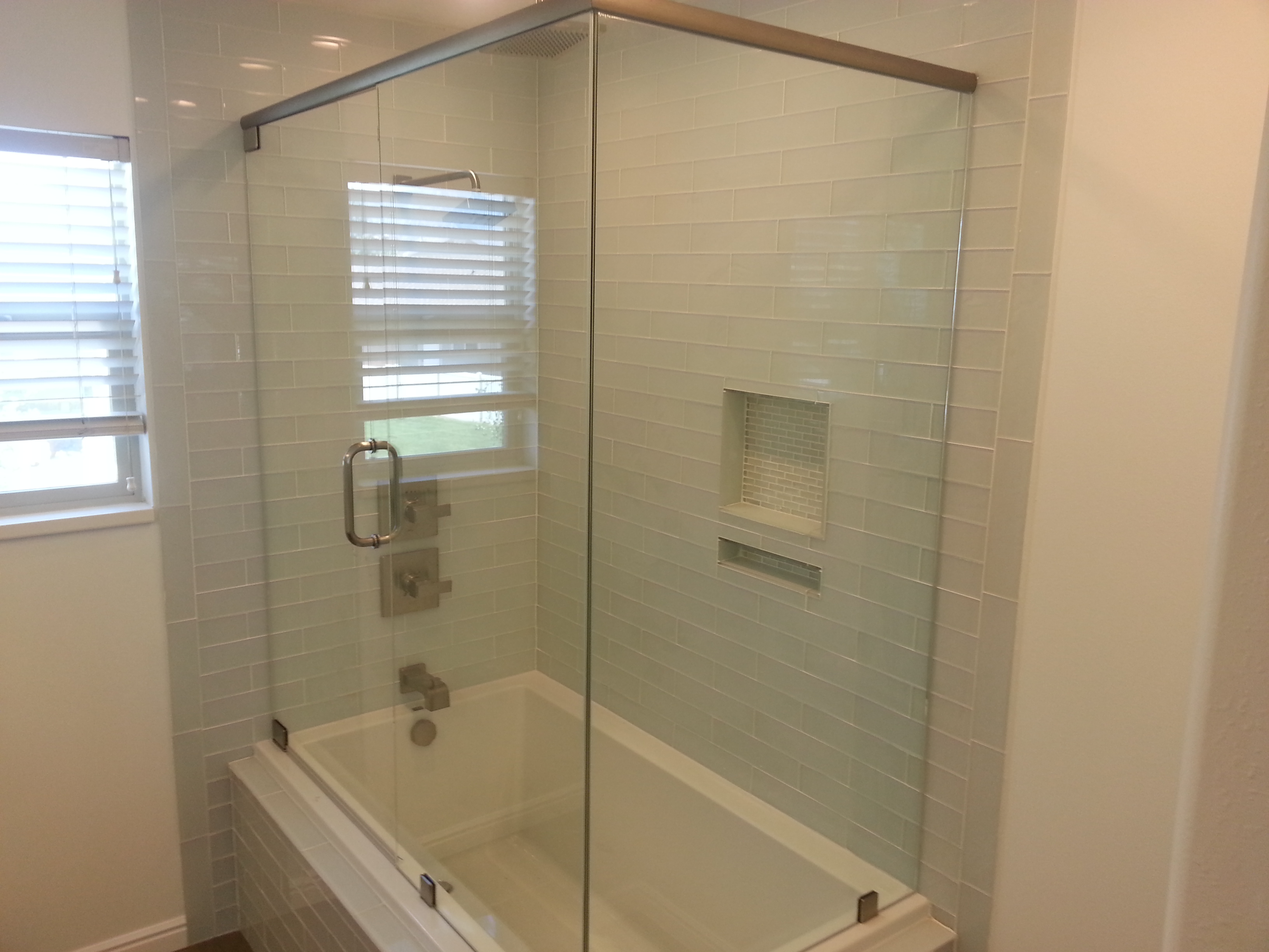 Bathroom remodel by fix it handyman utah handyman for Bathroom remodel utah